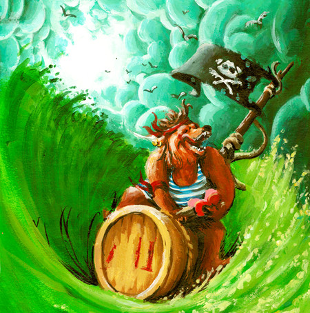 Pirate de l'espoir